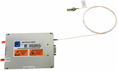 Beogold Distributed Acoustic Sensor (DAS) PIN and EDFA Detector