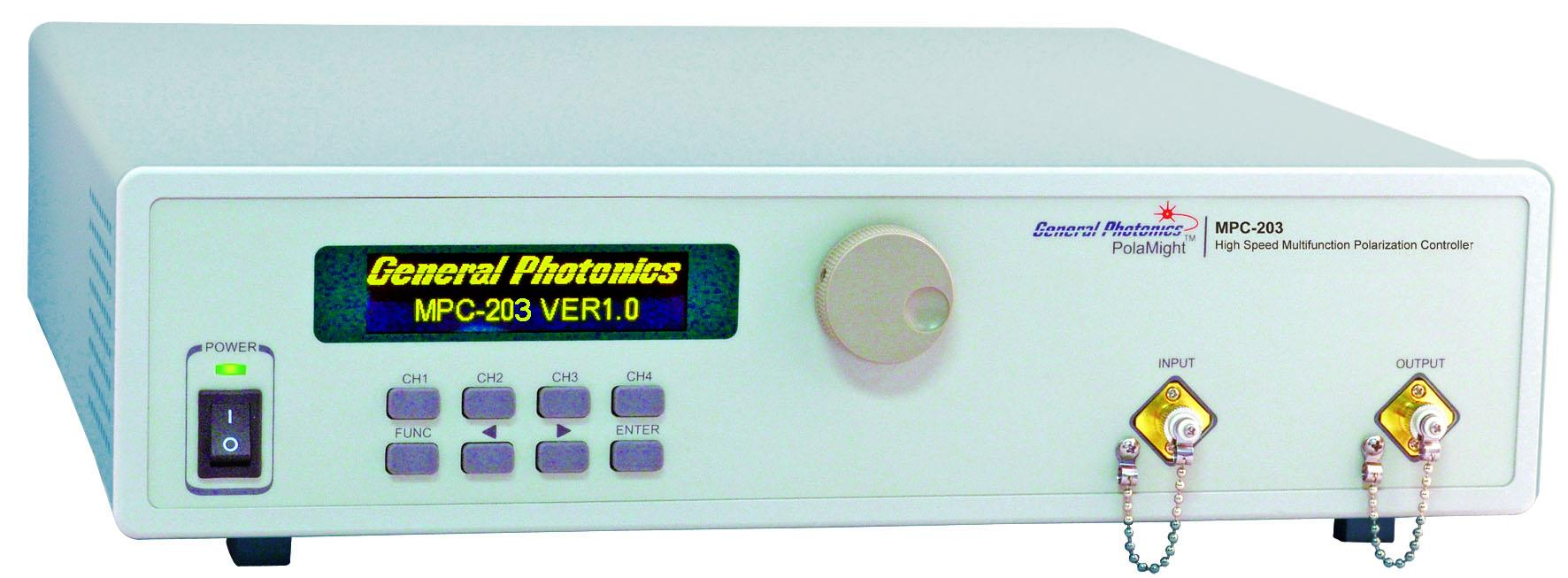 Polarisation Controllers, Scramblers, Stabilisers & Analysers